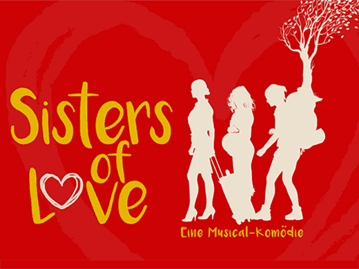 Logo Cover Musical Sisters of Love